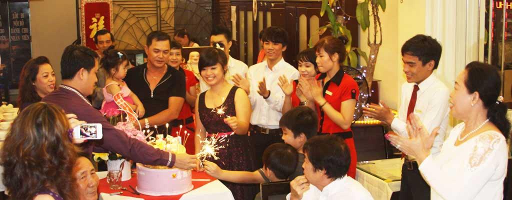 Nhà hàng ăn ngon ở tại Sài Gòn - TPHCM