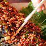 Fry fish ai Qua Ngon Restaurant