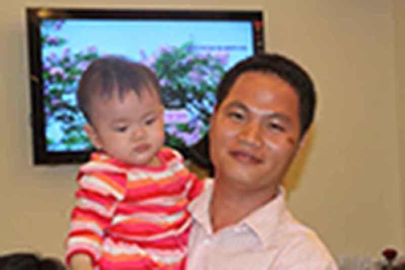 Tiệc thôi nôi bé Nam Khánh - 01/07/2013