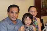 Tiệc sinh nhật bé Thanh Hà - 09/07/2013