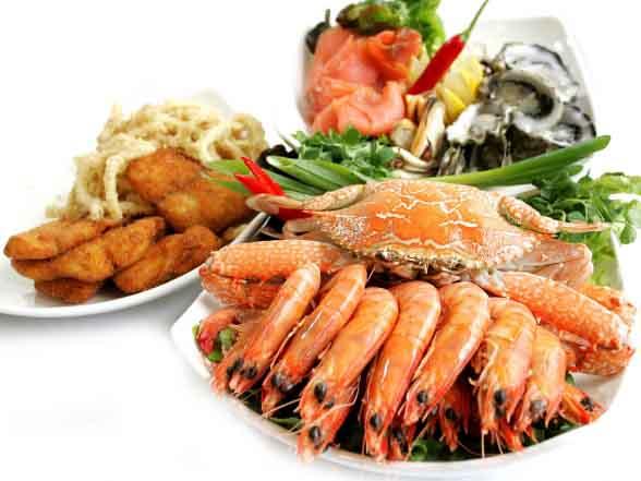 nhà hàng hải sản ăn ngon tại TPHCM