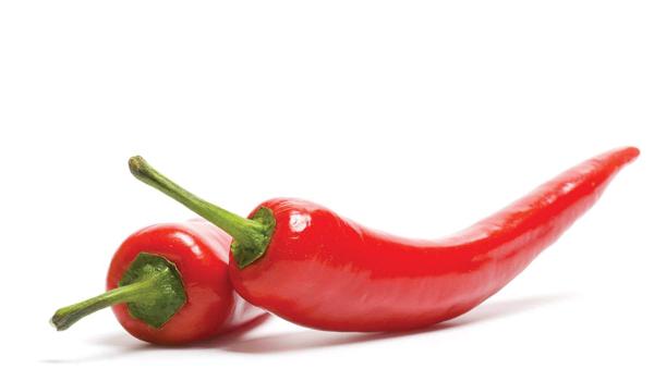Cách xào ớt đỏ
