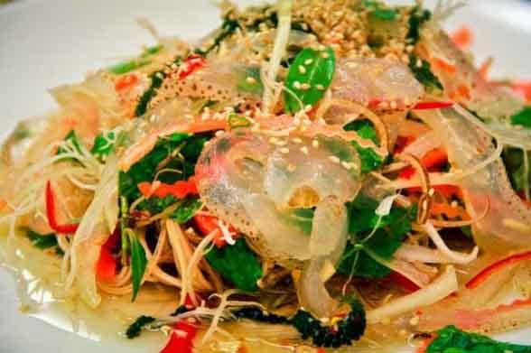 Gói sứa Sài Gòn