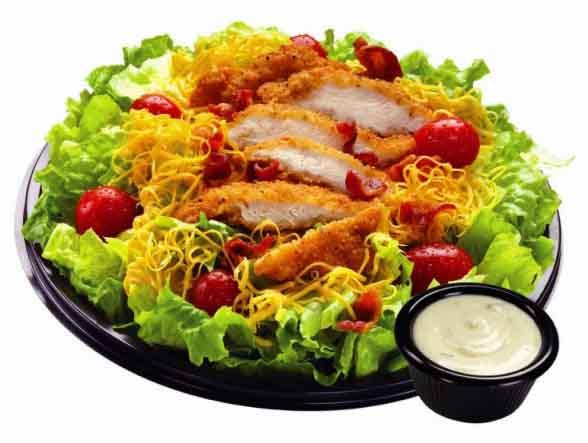 Dầu ăn phù hợp với salad