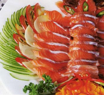 Nhà hàng hải sản Sài Gòn TPHCM, hải sản tươi sống
