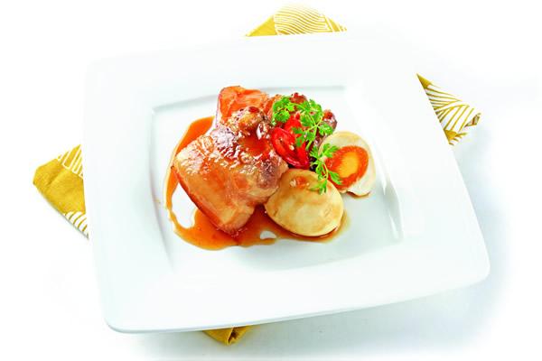 Thịt kho tàu ngày tết