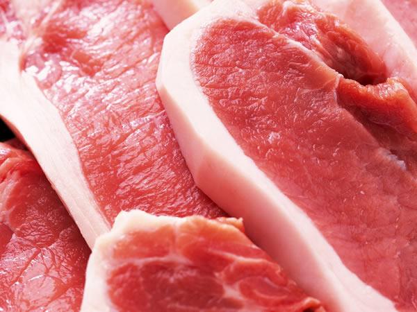 Lựa chọn thịt heo tươi