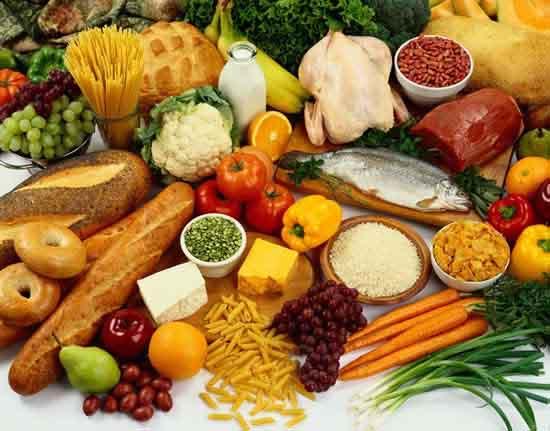 Thực phẩm thường dùng