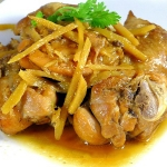Món kho - nhà hàng Quá Ngon
