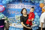 Tiệc thôi nôi bé Khánh Duy ngày 14-09-2014