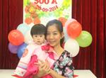 Tiệc thôi nôi bé Soo A ngày 20-09-2014