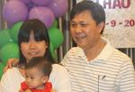 Tiệc thôi nôi bé Thảo Vi ngày 20-09-2014