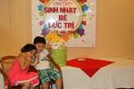 Tiệc sinh nhật bé Đức Trí ngày 15-09-2014