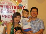 Tiệc sinh nhật Dragon Vũ Phong ngày 04-10-2014
