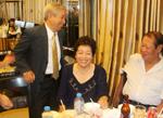 Tiệc mừng thọ 70 tuổi bố Điến ngày 05-10-2014