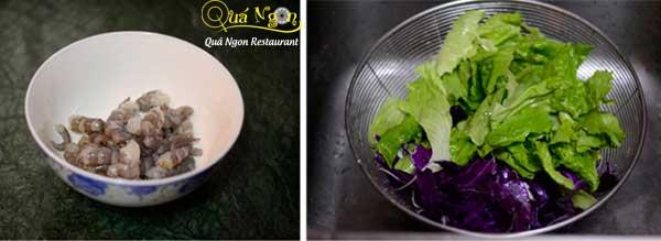 huong dan lam mon salad tom 1