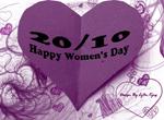 Mừng ngày phụ nữ Việt Nam 20-10-2014