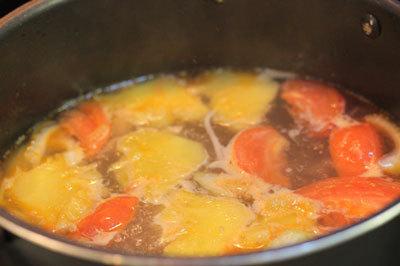 Canh chua cá lóc đậm vị miền Nam