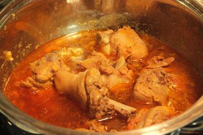Công thức làm món vịt nấu chao độc đáo