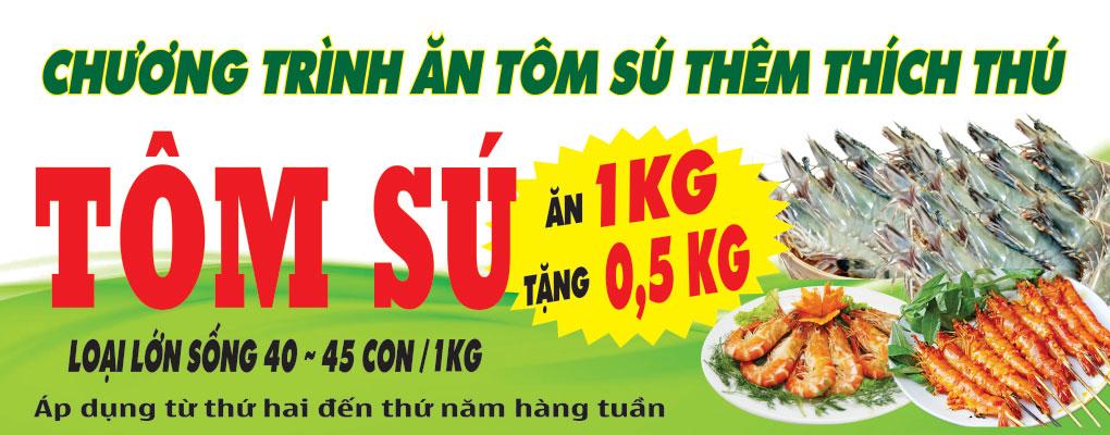 Ăn Tôm Sú – Thêm Thích Thú