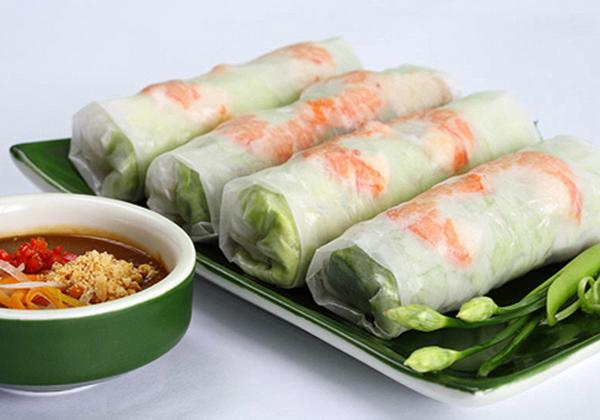 Nhà hàng món ăn truyền thống Việt Nam tại Sài Gòn