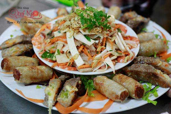 nhà hàng ngon nhất ở Sài Gòn
