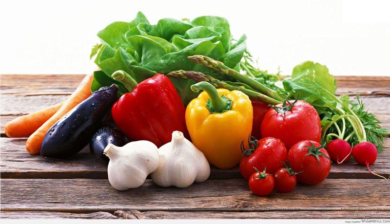 Cách chọn rau củ tươi ngon không chứa hóa chất