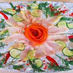 Hướng dẫn làm gỏi cá tầm thơm ngon đủ dưỡng chất