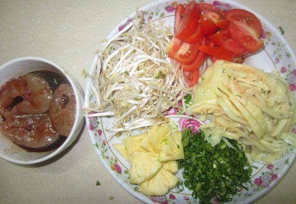 Cách làm món canh măng chua nấu cá ngon dễ làm
