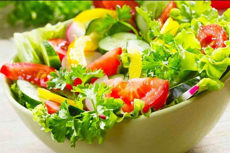 Cách làm salad trộn dầu dấm ngon dễ làm