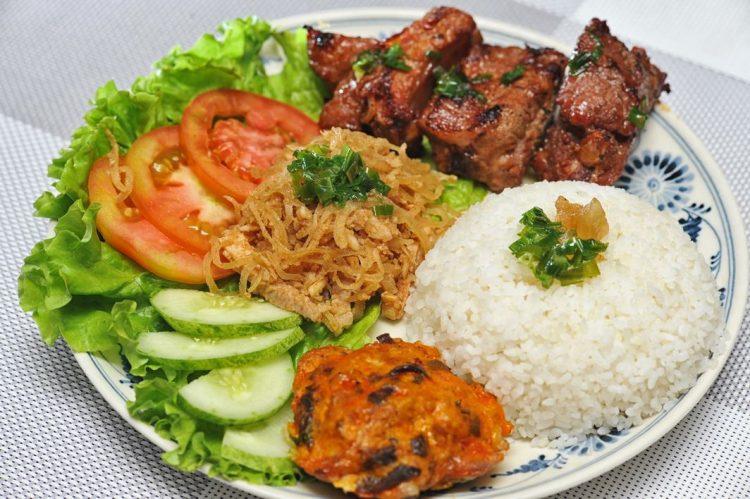Những món ngon Sài Gòn - Cơm Tấm