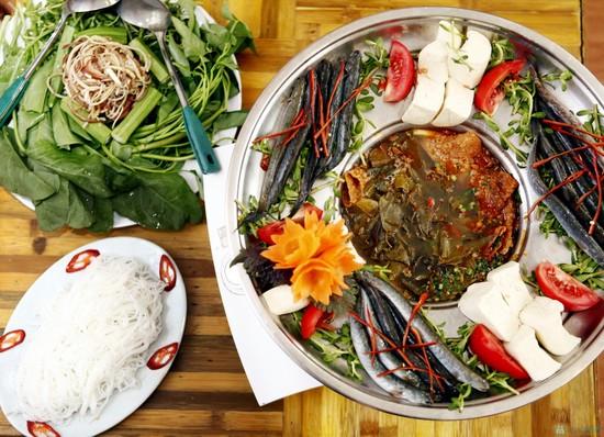 Món ngon Sài Gòn - Lẩu cá kèo