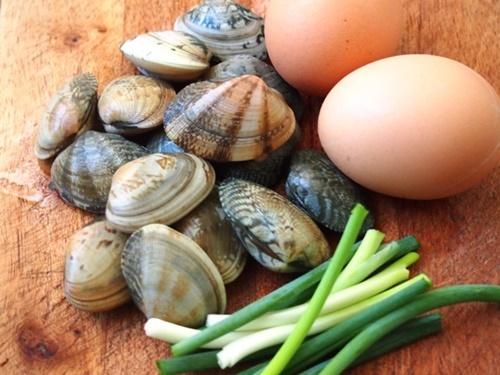 Món ngon cuối tuần cùng làm món trứng hấp nghêu hấp dẫn