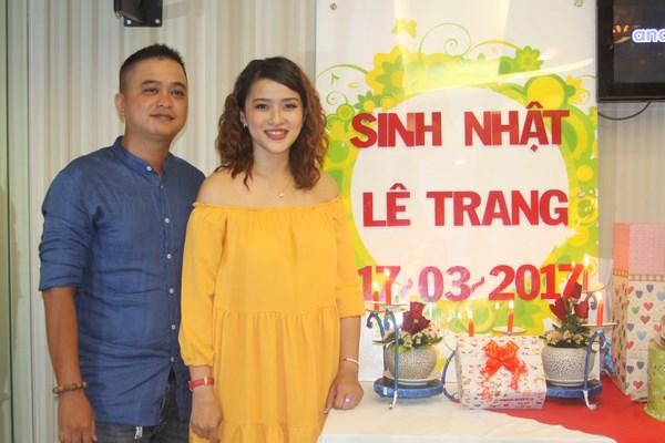 dat tiec sinh nhat-Le Trang