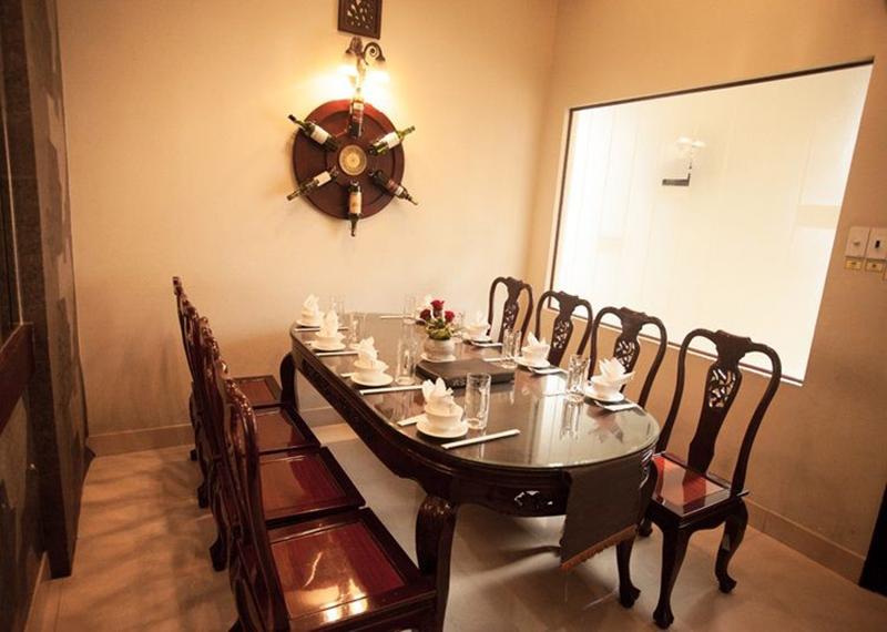 Phòng tiệc nhà hàng Qúa Ngon
