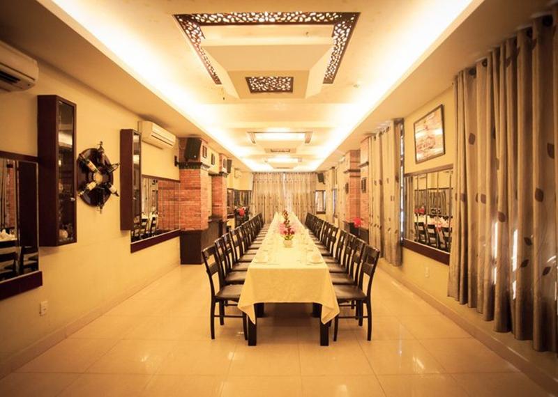 phòng tiệc VIP