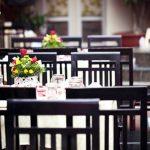 Không gian tại nhà hàng Qúa Ngon