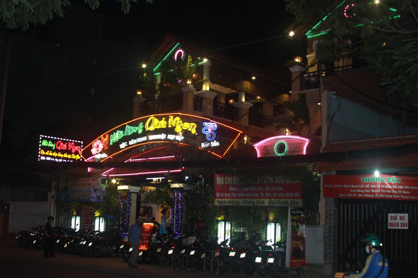 Tại sao Nhà hàng Quá Ngon lại nổi tiếng