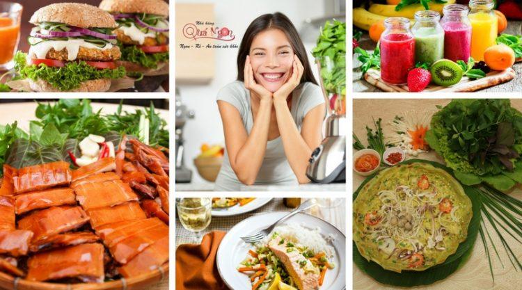 Những lưu ý trong ăn uống hằng ngày để đảm bào sức khỏe