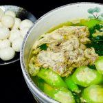 Cách nấu món canh cua rau đay giúp giải nhiệt khi trời nóng