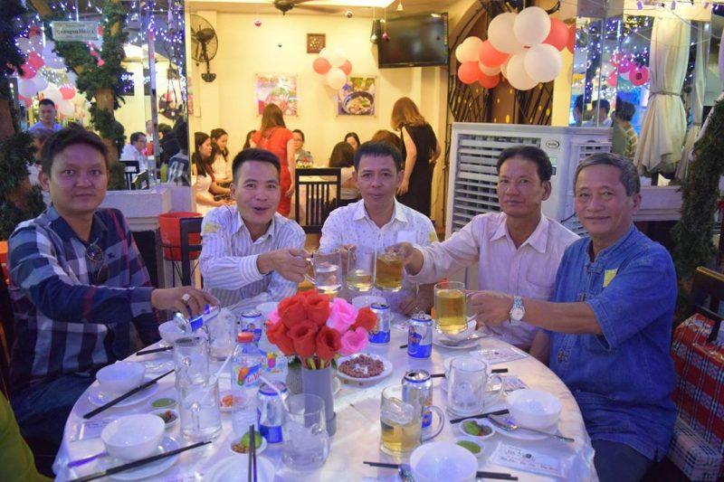 Nơi tổ chức tiệc tân niên tốt nhất tại Sài Gòn