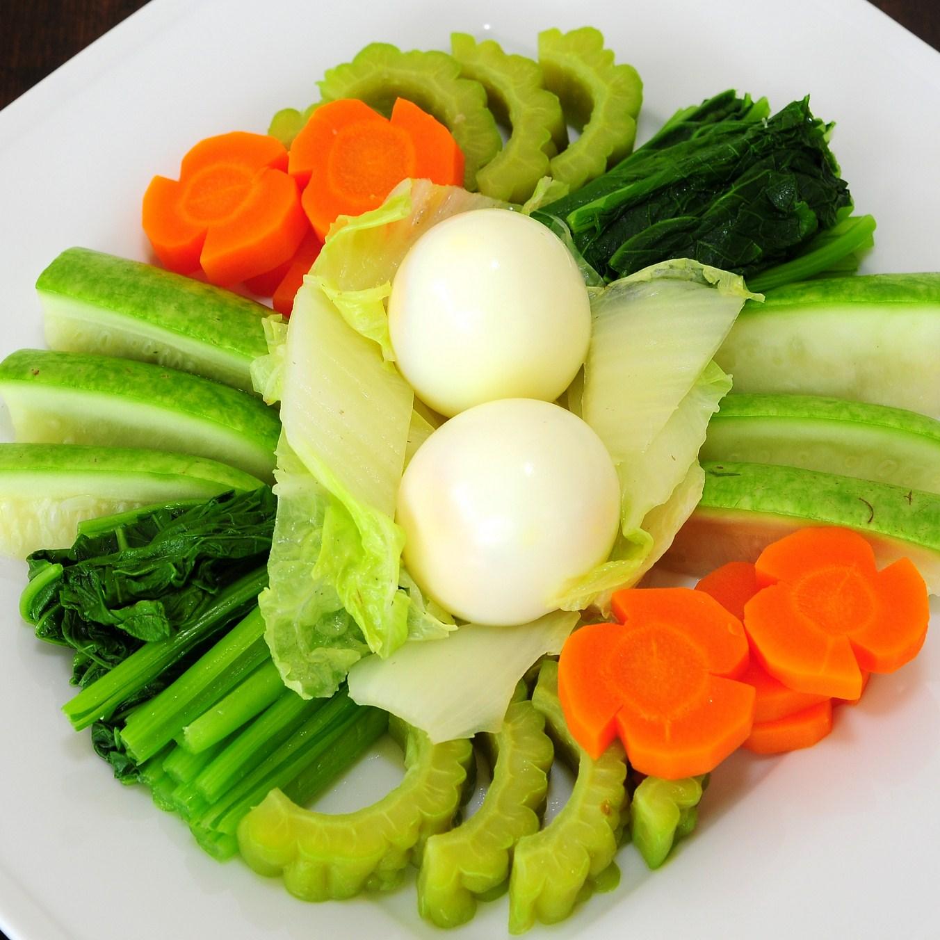 Mẹo vặt nấu ăn – Mẹo làm món trứng rán và rau luộc không thể bỏ qua
