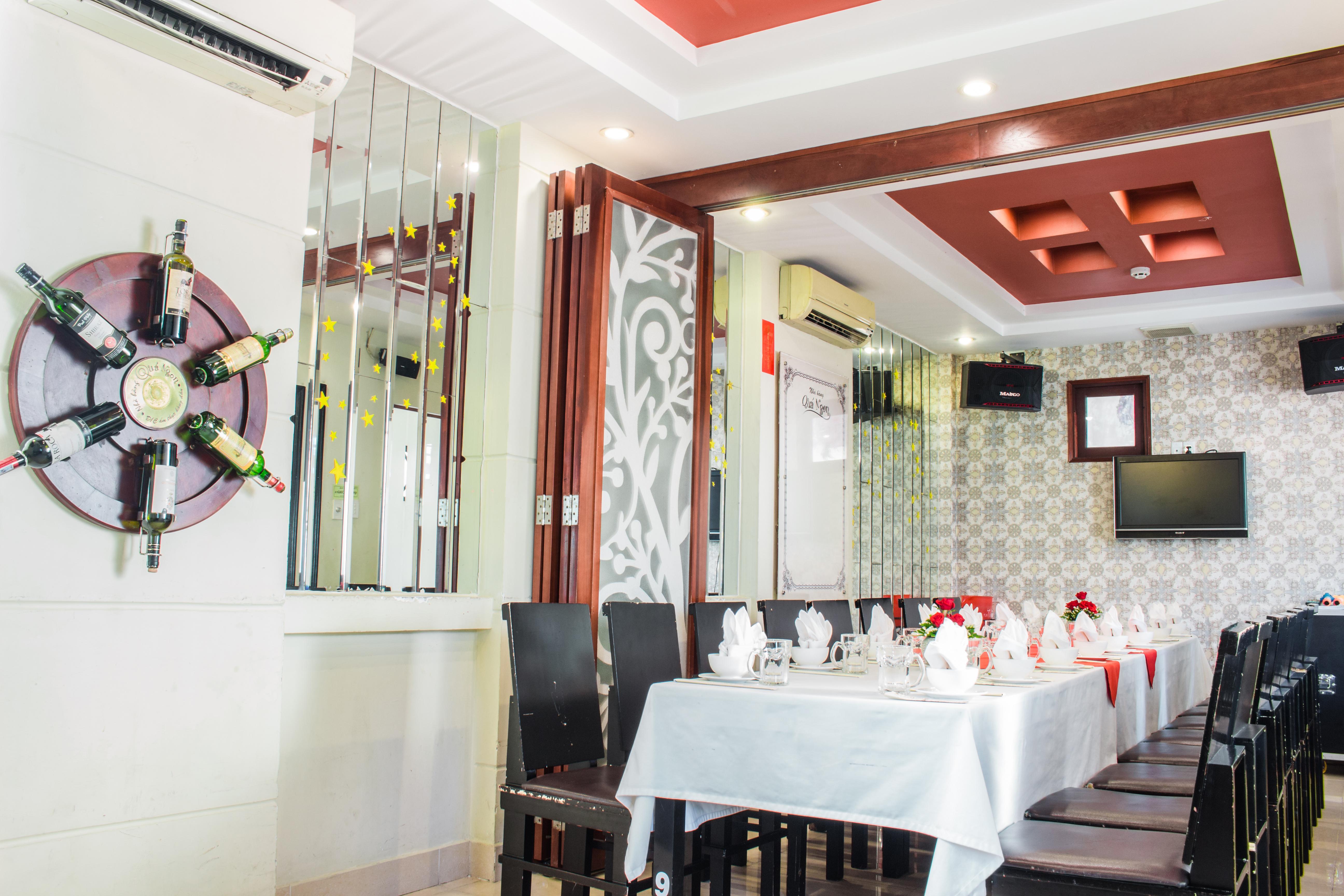 Nhà hàng ẩm thực Việt tại Sài GònNhà hàng ẩm thực Việt tại Sài Gòn