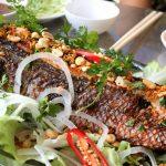 Hướng dẫn cách làm cá lóc nướng trui thơm ngon hấp dẫn
