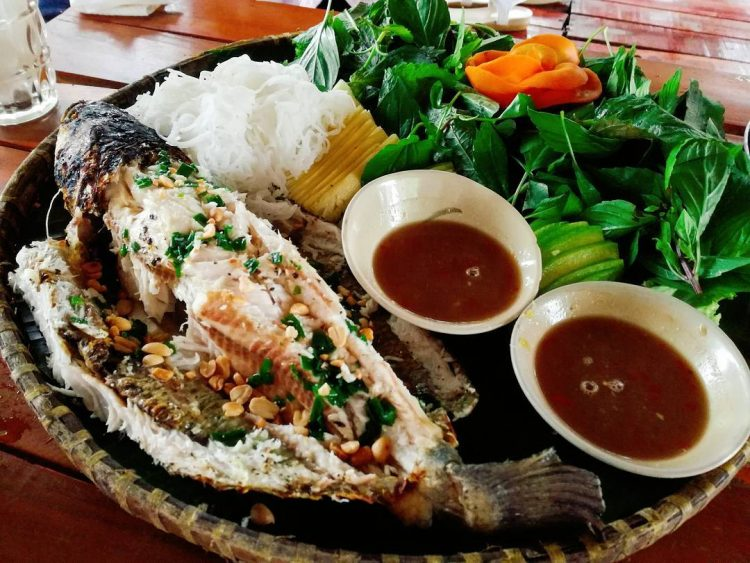 Hướng dẫn cách làm món Cá Lóc nướng trui thơm ngon hấp dẫn