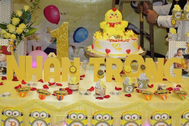 Tìm nơi đặt tiệc sinh nhật tại gia chuyên nghiệp tại Sài Gòn