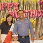 Ảnh Tiệc sinh nhật của Bé Bảo Tâm. Nhà Hàng Quá Ngon