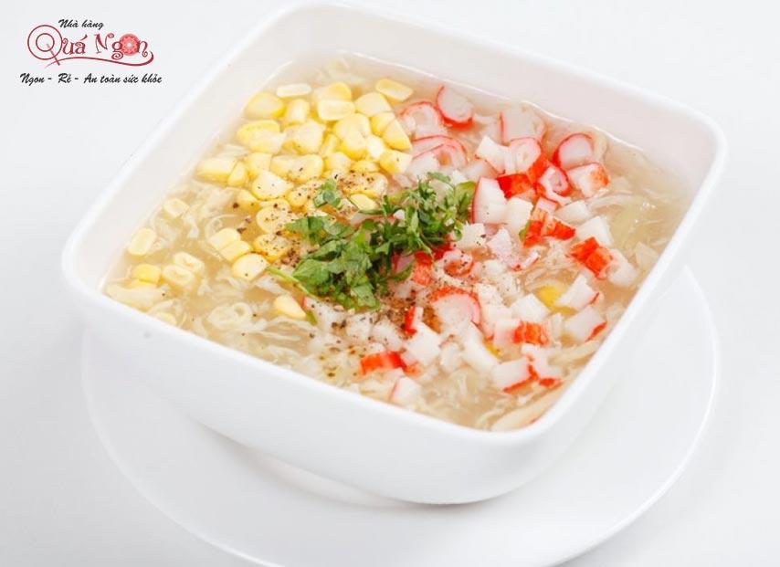 súp cua 1